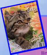 Blue Skies Cattery in Magazine